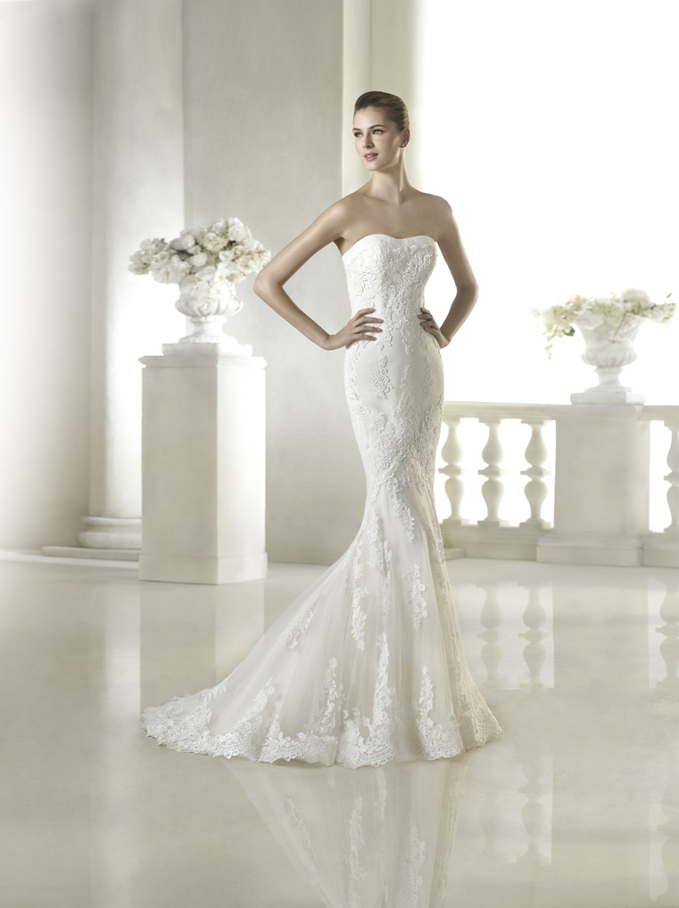 San patrick catalog for Wedding dress in atlanta