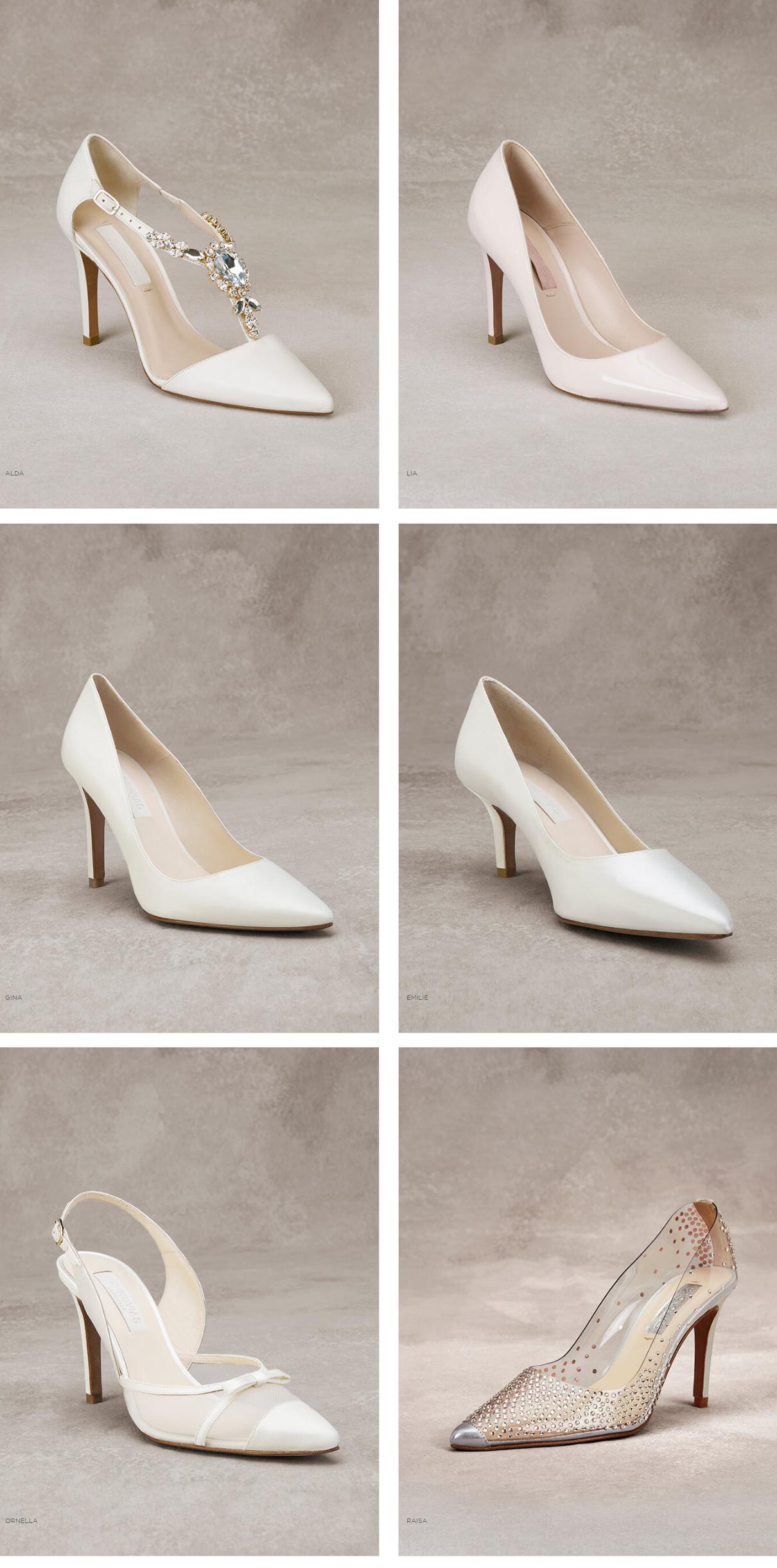 Свадебная обувь в Риге